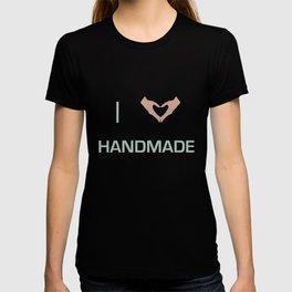 I heart Handmade T-shirt