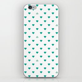 bleating hearts iPhone Skin