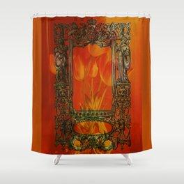 Orangerie Shower Curtain