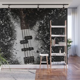 BLASTED Wall Mural