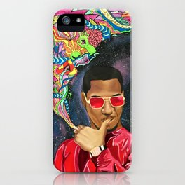MR. RAGER iPhone Case