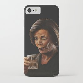 Arrested Development Lucille Bluth iPhone Case