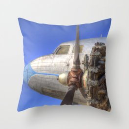 Lisunov Li-2 Throw Pillow