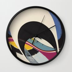 psych soma detail Wall Clock