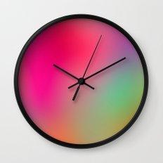 Color Study 01 Wall Clock