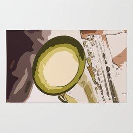 Jazz Poster Rug