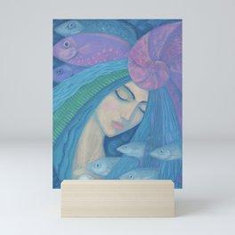 The Pearl Mini Art Print