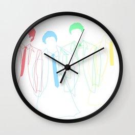 J&P&G&R Wall Clock