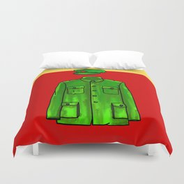 Chairman Mao Duvet Cover
