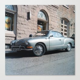 Karmann Ghia Canvas Print