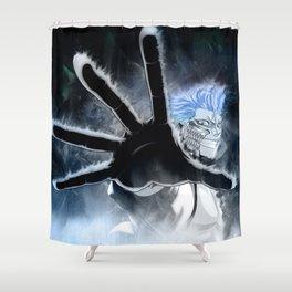 Bleach Shower Curtain