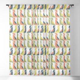 Duck Duck Sheer Curtain