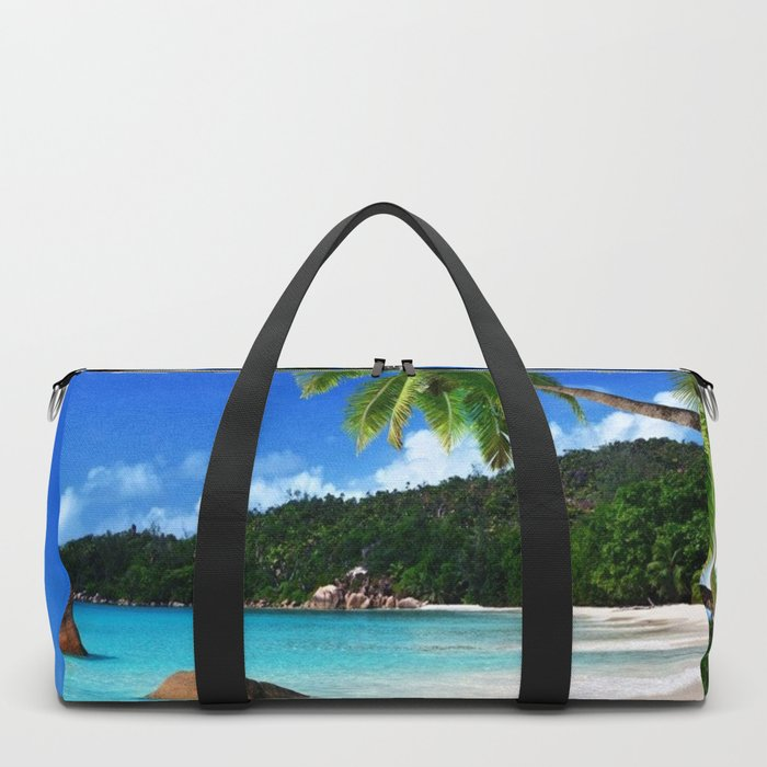 Turquoise Waters Duffle Bag