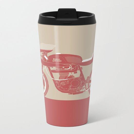 royal enfield special Metal Travel Mug