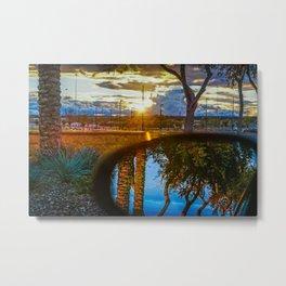 Reflection II Metal Print