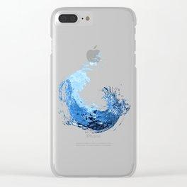 - La Nouvelle Vague - Clear iPhone Case