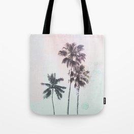 Palm Daze Tote Bag