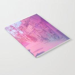 Naha Red Light Disctrict Notebook