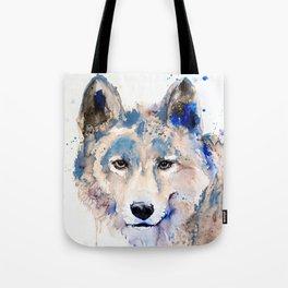 Wolf 2 Tote Bag