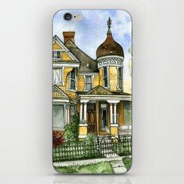 Victorian Summer iPhone Skin