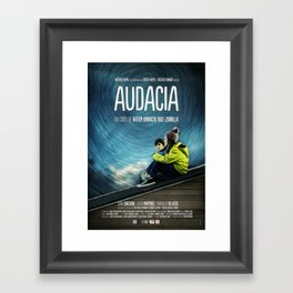 Audacia - Short Film Framed Art Print