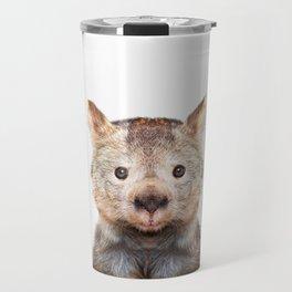Wombat Photography Travel Mug