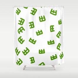 bb Shower Curtain