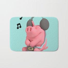 Rosa the Pig WalkMan Bath Mat
