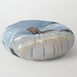 Frolicking Grand Poobah Floor Pillow