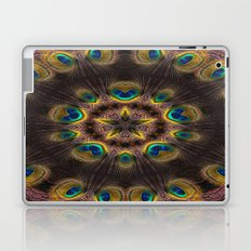 The Eye of the Peacock Laptop & iPad Skin