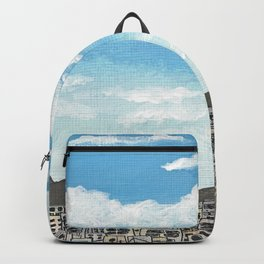 Townscape Sky Backpack