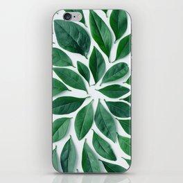 tropical star  iPhone Skin