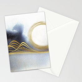 Abstract Mountains 2 Stationery Cards