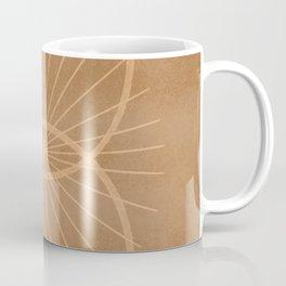 Circles making a start - minimal line art Coffee Mug