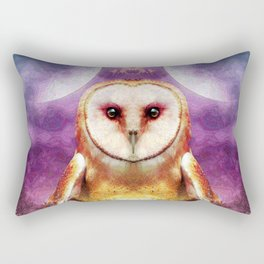 She shines all over the world Rectangular Pillow