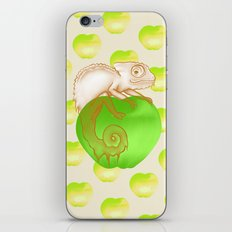 Caramel Chameleon iPhone & iPod Skin