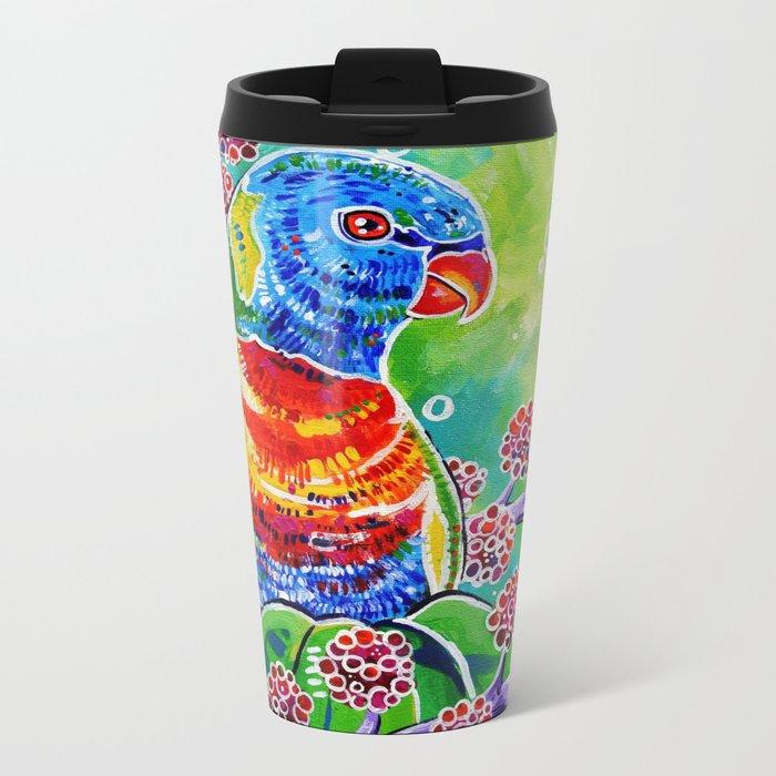 Tweety Metal Travel Mug
