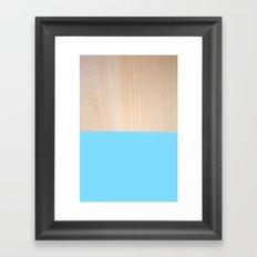 Sorbet I Framed Art Print