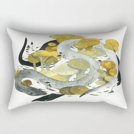 Den Rectangular Pillow