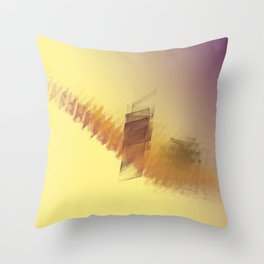 from where Throw Pillow