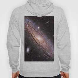 The Andromeda Galaxy Hoody
