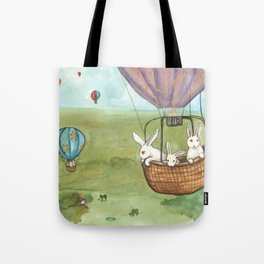 Balloon Day Tote Bag