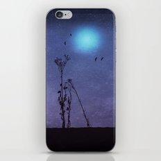 night dance iPhone & iPod Skin