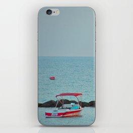 Between Sea and Sky iPhone Skin