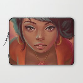 Cinnamon Hearts Laptop Sleeve