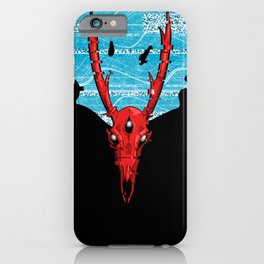 Hickory - Pagan's Midnight iPhone Case