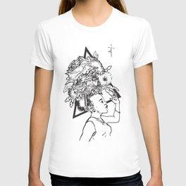 180 Flowers T-shirt