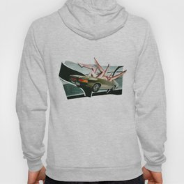 Muscle Magnet   Collage Hoody