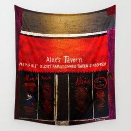 Alex's Tavern, Memphis Wall Tapestry