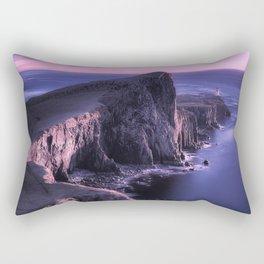 Neist Lighthouse Rectangular Pillow